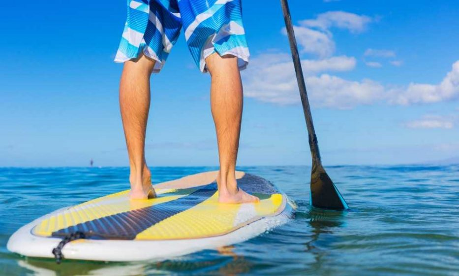 ISLE Airtech Inflatable 11′ Explorer Stand Up Paddle Board Review