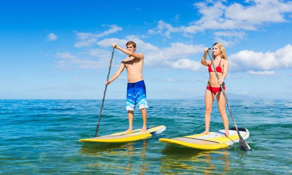 Stand-up Paddle Board Buying Guide