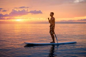 PEAK Inflatable Stand Up Paddle Board Detailed Review