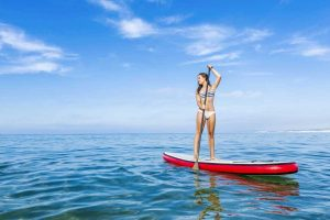 Vilano Journey Inflatable Stand Up Paddle Board Kit Review