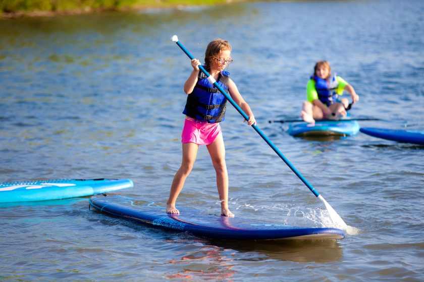 how to paddle board