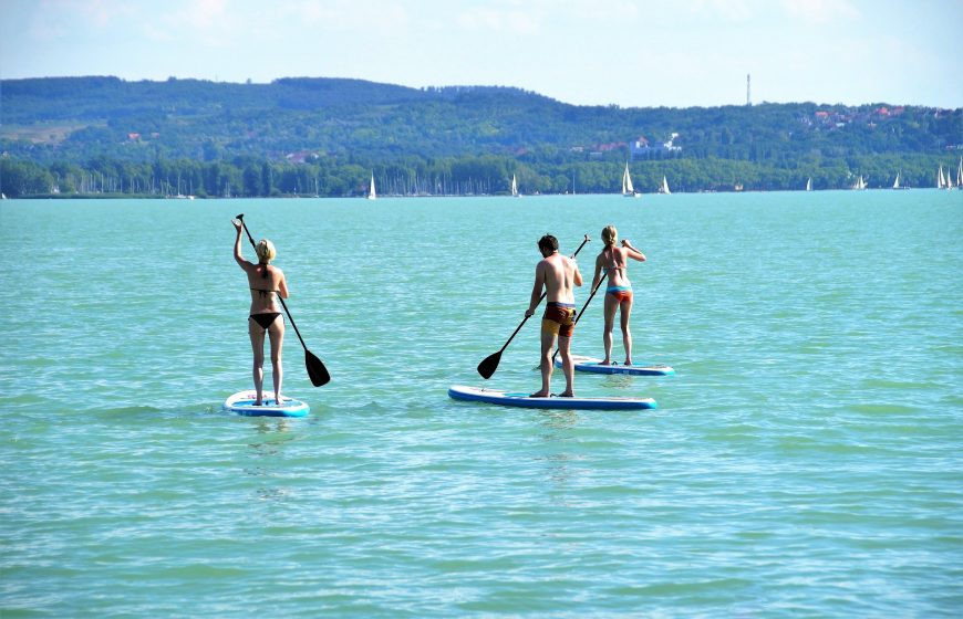common SUP beginner mistakes