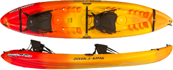 kayak reviews sit on top